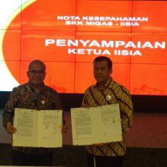 SKK Migas dan Asosiasi Industri Sepakat Rumuskan Bersama Harga Baja untuk Industri Hulu Migas