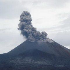 Status Gunung Anak Krakatau Naik ke Level Siaga