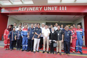 Green Refinery Plaju Beroperasi, Pertamina Hemat Rp2,3 Triliun per Tahun