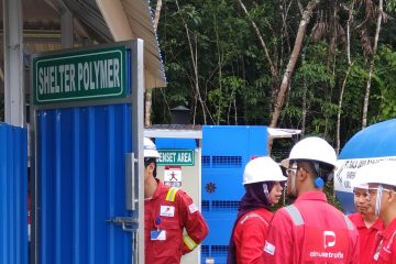 SKK Migas Targetkan EOR Injeksi Polymer Tanjung Field Diterapkan Penuh pada 2021