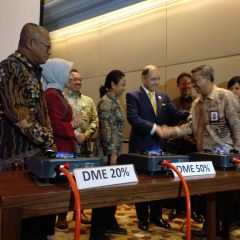 Perusahaan Patungan Bukit Asam, Pertamina dan Air Products akan Tekan Impor LPG