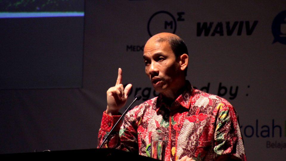 September, Indonesia Miliki Big Data Khusus Hulu Migas