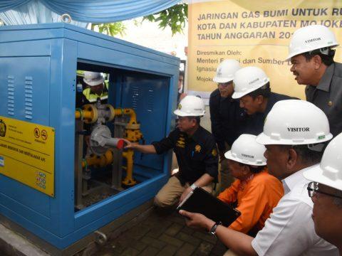 PGN Siap Bangun Satu Juta Sambungan Gas Rumah Tangga per Tahun mulai 2020
