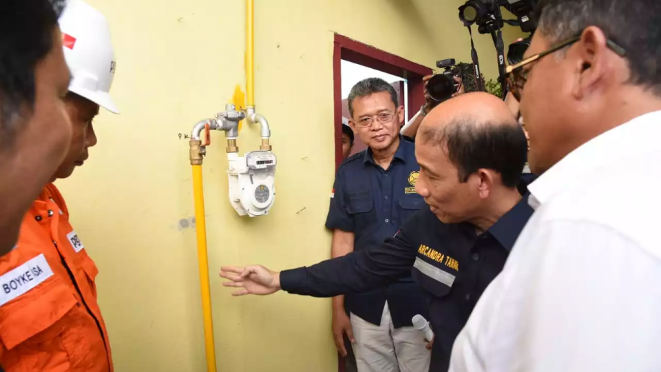 2019, PGN Alokasikan Rp 800 Miliar Bangun Jaringan Gas Rumah Tangga