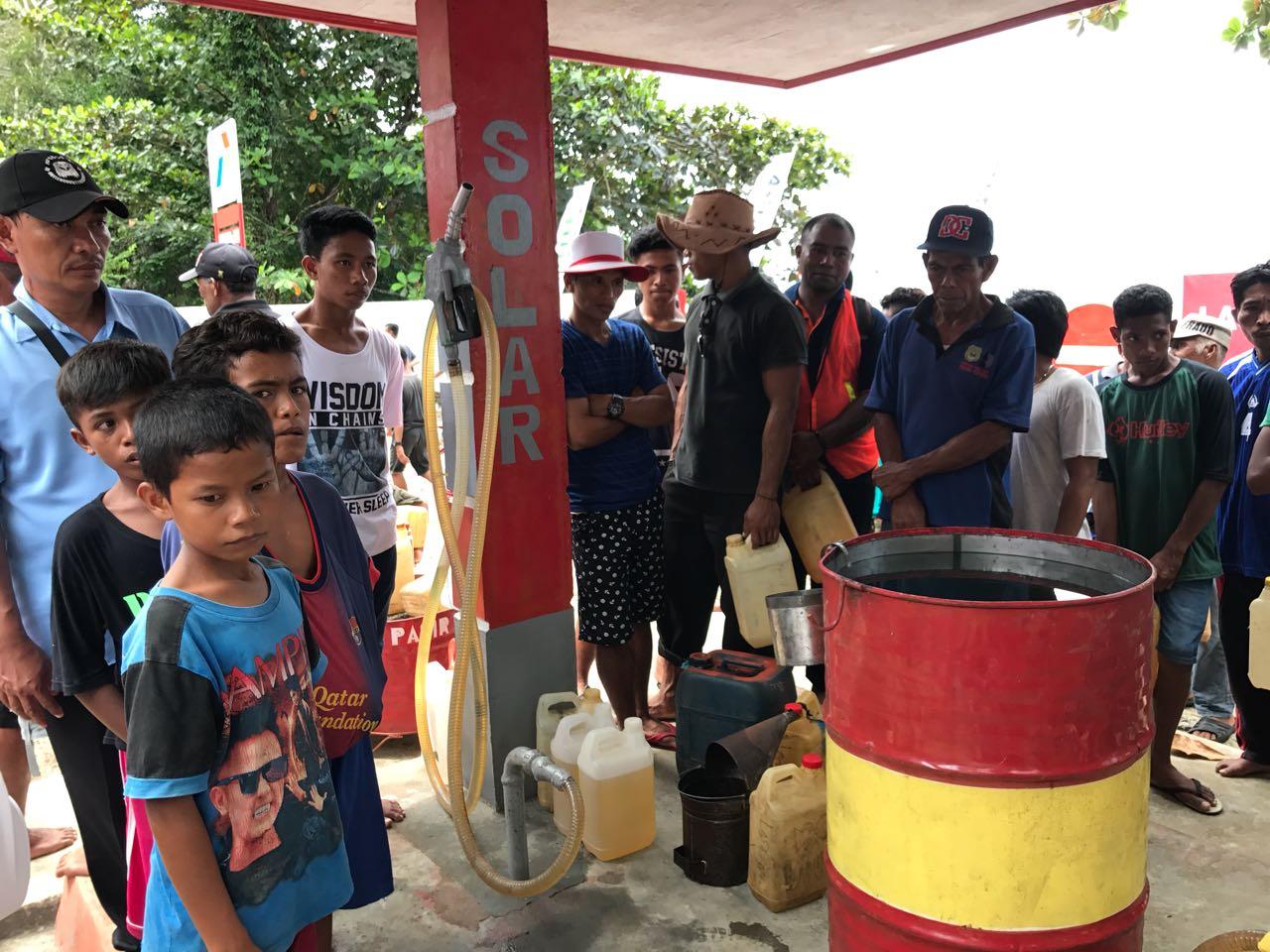Pertamina Pasok Krayan dengan BBM Impor Asal Malaysia