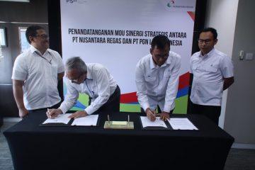 Nusantara Regas dan PGN LNG Sepakat Tingkatkan Integrasi Dua FSRU