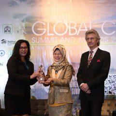Amman Mineral Raih Dua Penghargaan di Ajang Global CSR Awards 2019