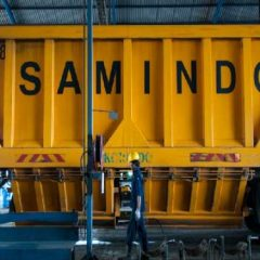 Samindo Spends 56% Capex on Heavy Equipment
