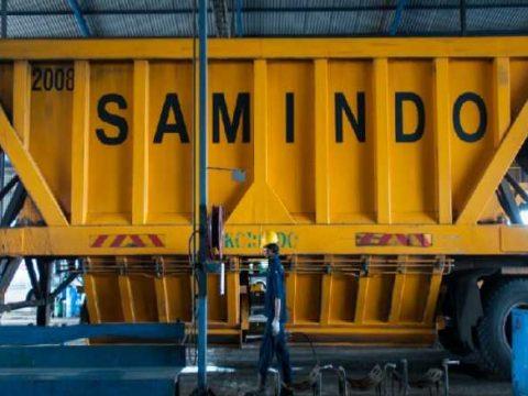 Samindo Bagikan Dividen Rp269,8 Miliar, 60% dari Laba Bersih 2018