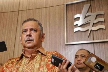 KPK Tetapkan Direktur Utama PLN Sebagai Tersangka Kasus Suap PLTU Riau 1