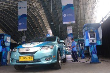 Luncurkan Armada Mobil Listrik, Bluebird Investasi Rp40 Miliar