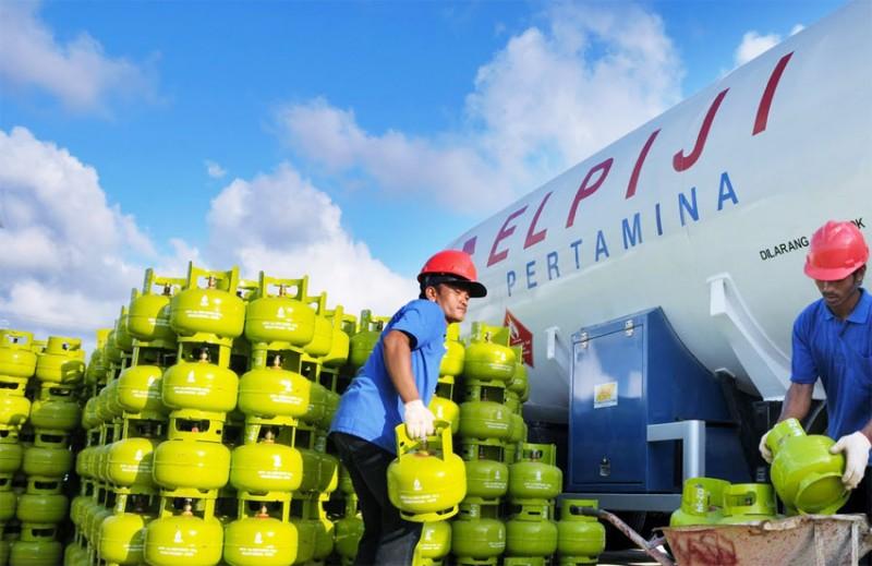 Harga Patokan Turun, Subsidi LPG 3 Kg hingga Akhir 2019 Diproyeksi Rp44,16 Triliun