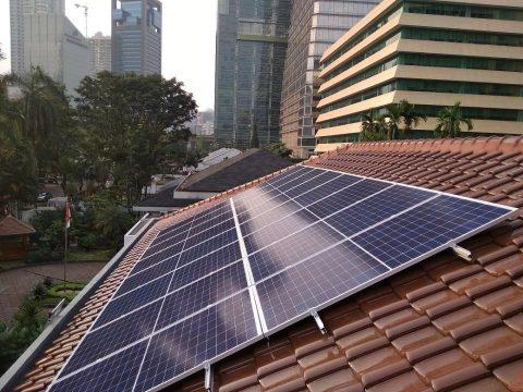 Kementerian ESDM Siapkan Aturan Baru Penggunaan PLTS Atap untuk Industri