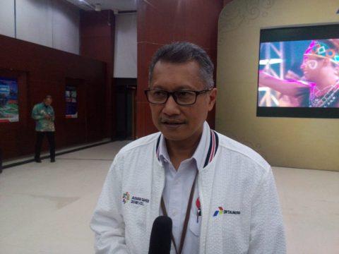 Syahrial Mukhtar Jadi Direktur Strategi dan Pengembangan Bisnis PGN