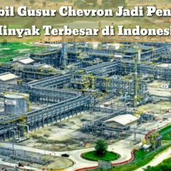 Exxonmobil Gusur Chevron Sebagai Penyumbang Minyak Terbesar