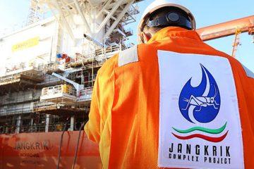 Tidak Dapat Pembeli di Juli-Agustus, ENI Pangkas Produksi Gas 170 MMSCFD