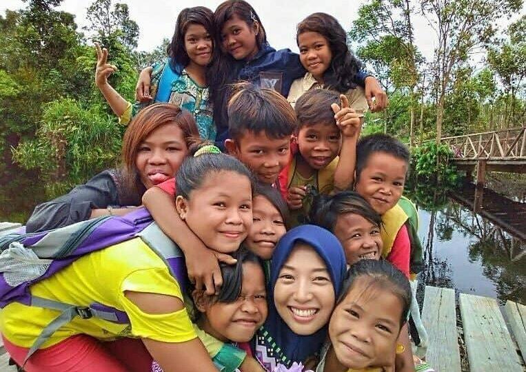 Sekolah Apung, Program PHE Jambi Merang Tingkatkan Pendidikan Suku Anak Dalam