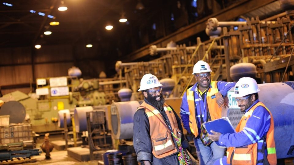 Masih Persiapan Lahan, Proyek Smelter Freeport Baru 3,8%