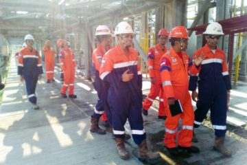 PHE Meets 101% Oil, Gas Production at Target in August
