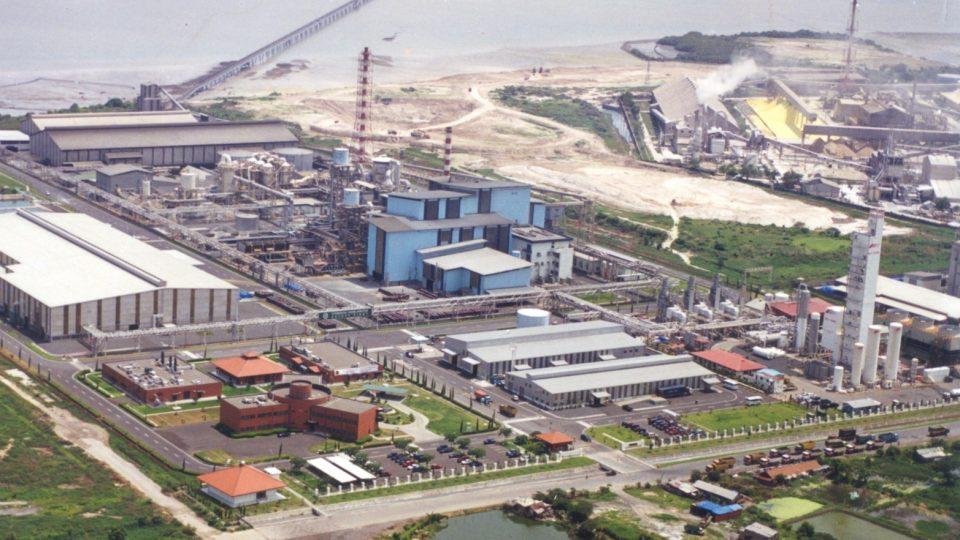 Pemerintah Susun Roadmap Pengolahan Limbah Smelter