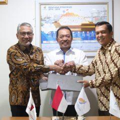 PGN dan Krakatau Steel Jalin Kerja Sama Pemanfaatan Gas Bumi