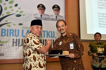Badak LNG Raih PROPER Emas Provinsi Kalimantan Timur