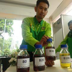 Pemerintah Tambah Kuota Biodiesel 430.799 KL