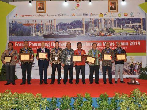 PHE Raih Dua Kategori HSE Award