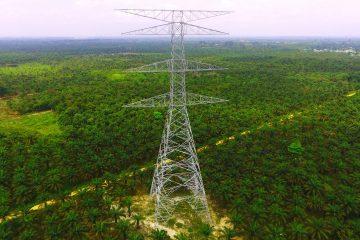 PLN Rampungkan Tol Listrik 275 kV Sumatera Selatan – Sumatera Utara