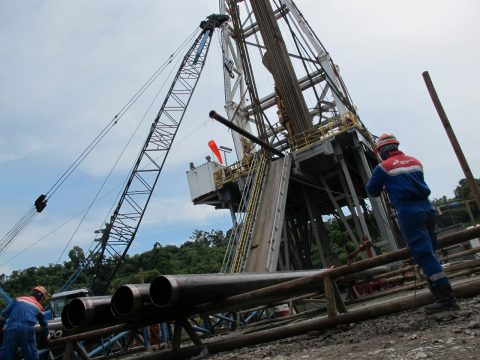 SKK Migas Gandeng Sucofindo dan Surveyor Indonesia Perketat Implementasi TKDN