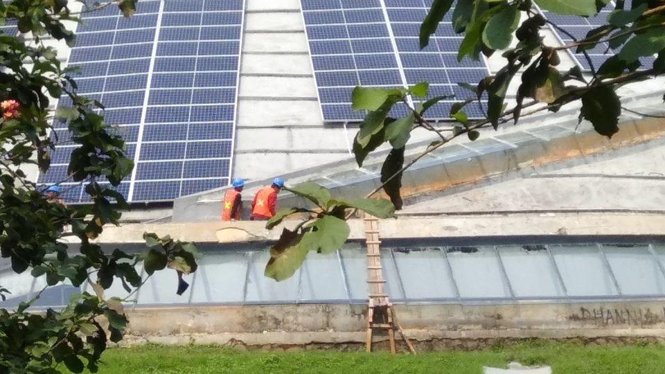 Pemerintah Finalisasi Skema Pembiayaan Panel Surya Atap