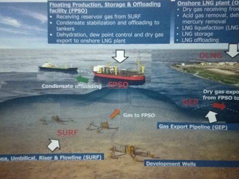 Bidik Pasokan Gas Baru dari Masela, PGN Terus Dekati Inpex