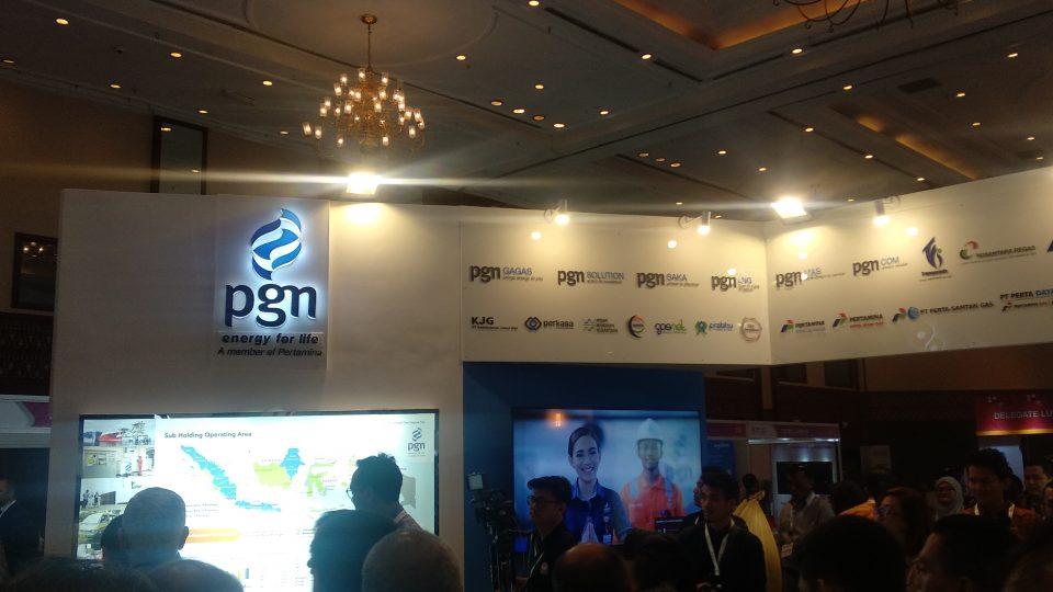 PGN Jajaki Ekspansi Bisnis Gas ke Filipina