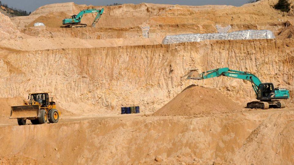 Inalum Pasang Target Jadi Alternatif Pemasok Logam Tanah Jarang Dunia