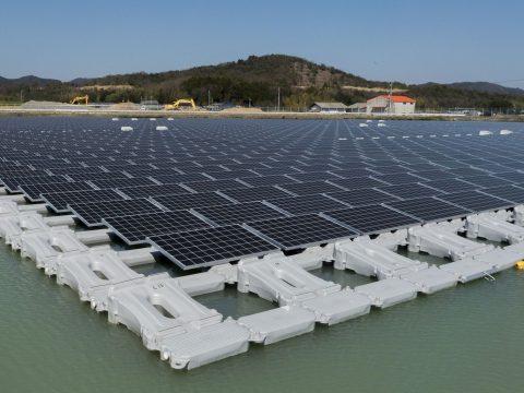 Indonesia Power Siap Bangun PLTS Terapung Saguling