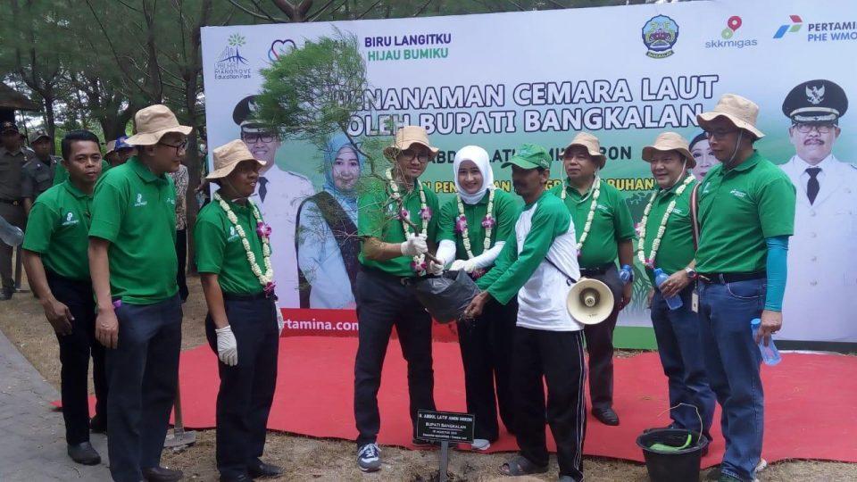 Taman Pendidikan Mangrove Bangkalan Beri Efek Pengganda bagi Masyarakat