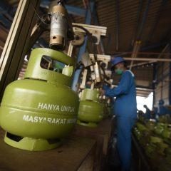 Pemerintah-Komisi VII DPR Sepakat Usulkan Volume LPG 3 Kg Subsidi 2021 Capai 7,5 Juta Metrik Ton