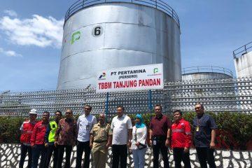 Perkuat Rantai Distribusi Energi, Pertamina dan Elnusa Petrofin Kelola TBBM Tanjung Pandan