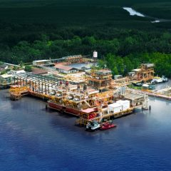 Handil Field Jacks Up Oil Production at Mahakam Block