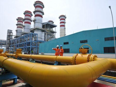 Saka Energi Segera Produksikan Kembali Gas Lapangan Kepodang
