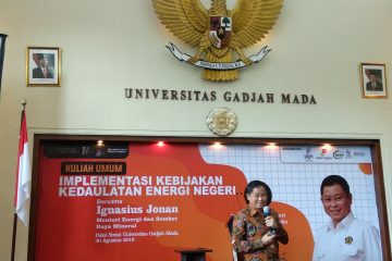 Menteri ESDM : Kebutuhan Listrik Ibu Kota Baru akan Ditopang Pembangkit EBT