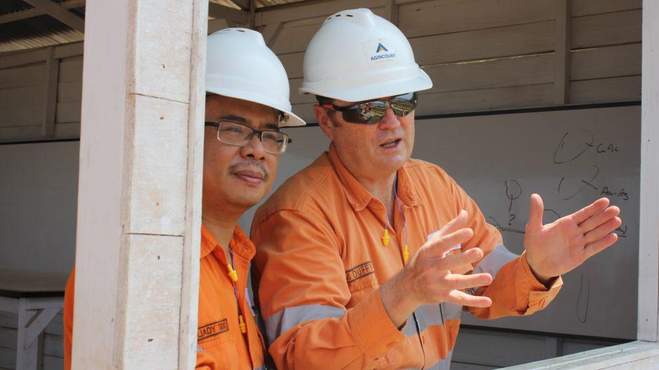 Cicit Usaha Astra Alokasikan Rp355 Miliar untuk Eksplorasi Tambang Emas Martabe