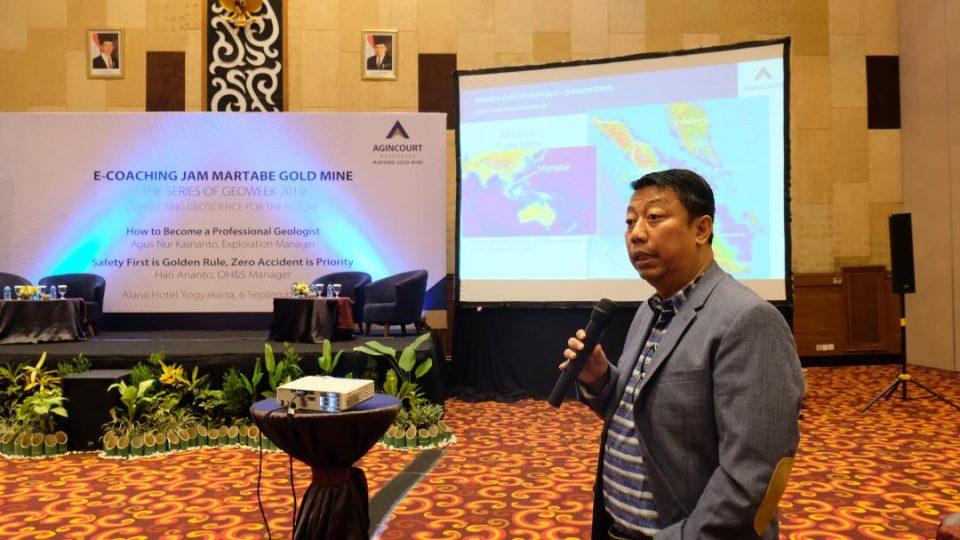 Cucu Usaha United Tractors Gelar Pelatihan bagi Ratusan Mahasiswa di Yogyakarta