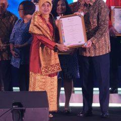 Agincourt Resources Panen Penghargaan di Ajang ISDA 2019