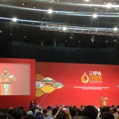 Jonan: Oil Prices Cannot Keep Rising; Exploration, Efficiency Necessary