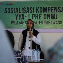 PHE ONWJ Cairkan Dana Kompensasi Tahap Awal Tumpahan Minyak Sumur YYA-1 Rp18,54 Miliar
