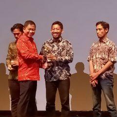 Wartawan Dunia-Energi Juara II Penghargaan Subroto
