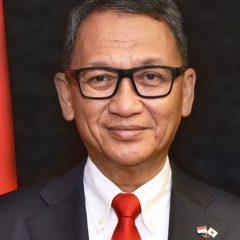 Arifin Tasrif Jadi Menteri ESDM Gantikan Jonan