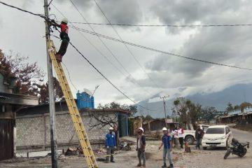 Kelistrikan Wamena Pulih 100%