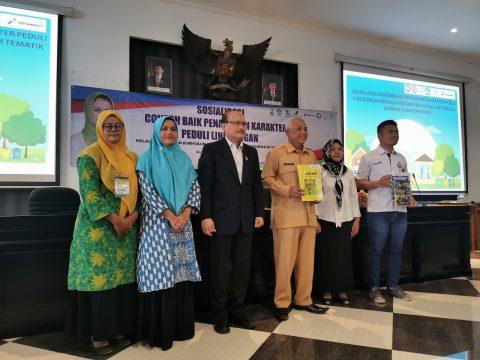 PAUD Karawang Terapkan Kurikulum Tematik Pengelolaan Sampah Gagasan Pertamina EP